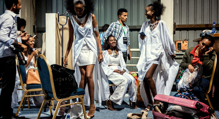 Addis Ababa Fashion by Christophe Viseux